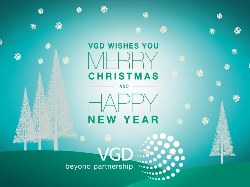 VGD – Digitale Kerstkaart