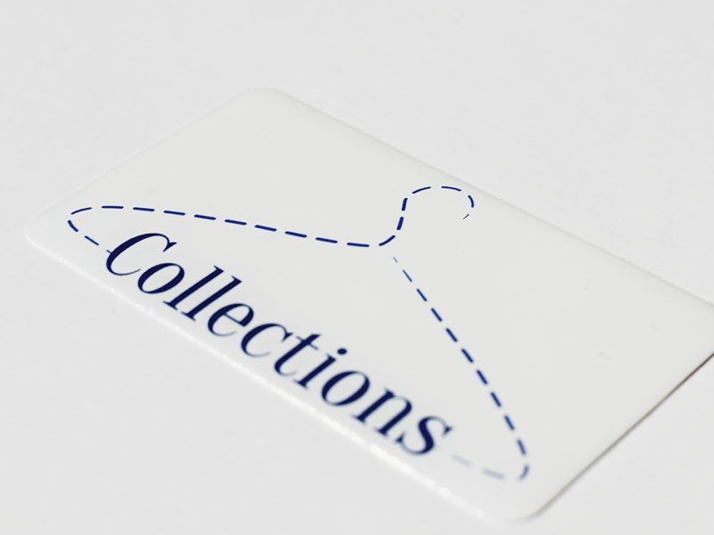 Collections Rebranding