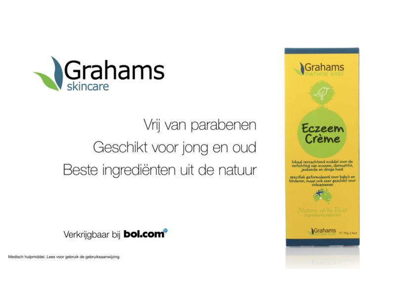 Grahams – Nationale TV Commercial (NL)