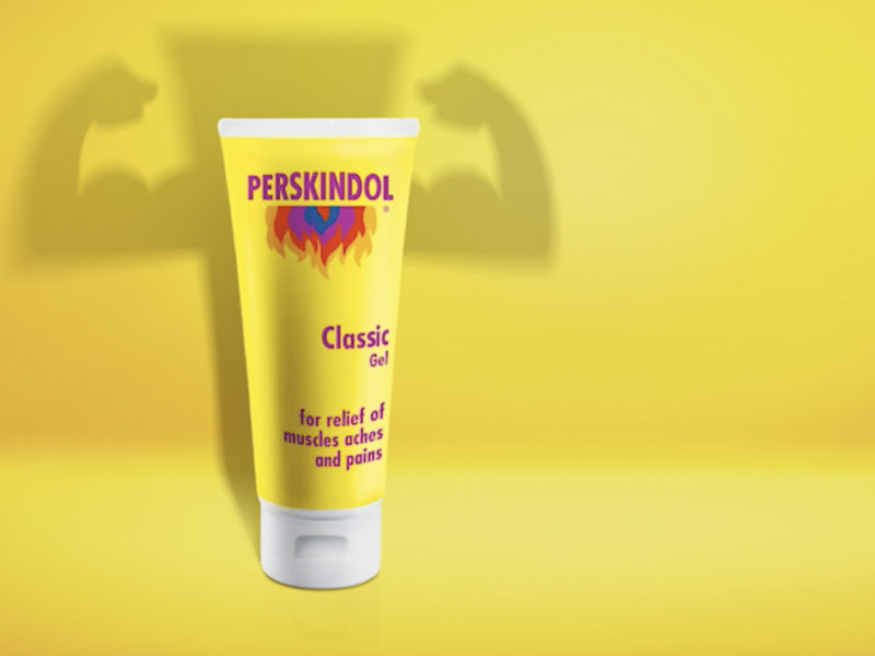 Perskindol – Nationale TV Commercial (NL)