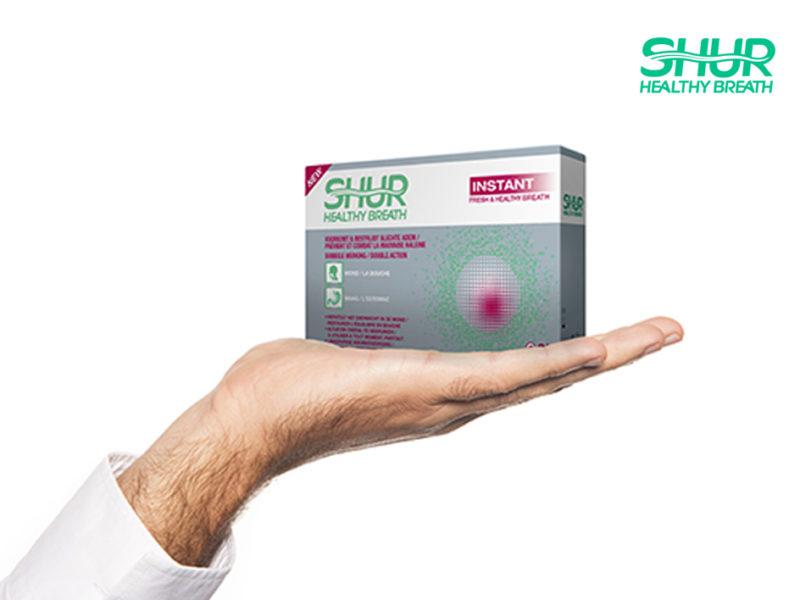 Shur Healthy Breath – Internationale TV Commercials