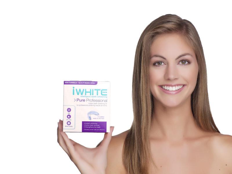 Iwhite (Instant Teeth Whitening) – Internationale TV Commercials