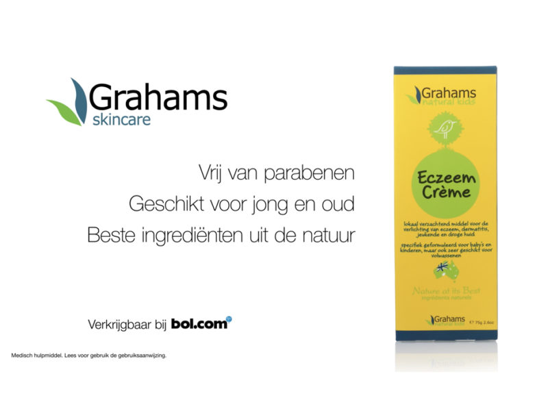 Grahams – Nationale TV Commercial (NL)